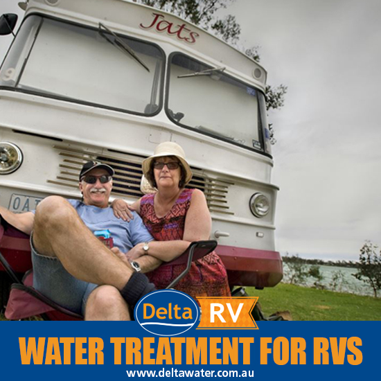 water treatment system, salinity, RV, caravans, motorhomes