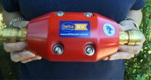 DELTA RV water treatment for caravans and motorhomes