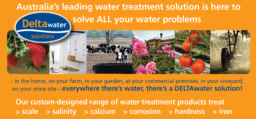 water treatment solution, DELTAwater