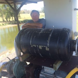 irrigation, irrigation water, bore water treatment
